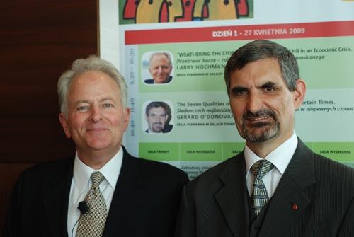 Larry Hochman i Gerard O'Donovan
