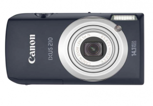 Canon prezentuje aparat IXUS 210 1