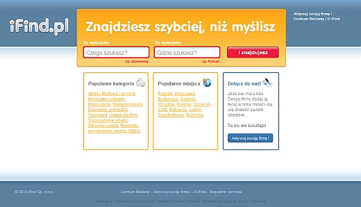 iFind.pl wzmocniony przez Fundusz Kapitałowy ARP S.A. 1