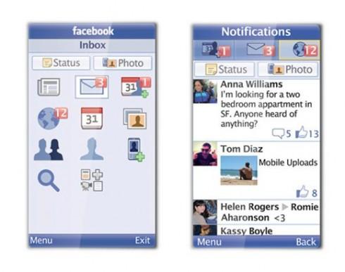 Facebook dla wszystkich telefonów 1