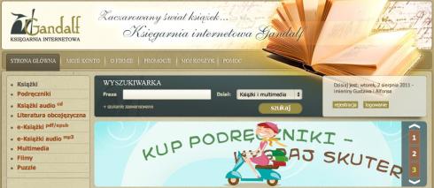 Księgarnia Gandalf przejęta za 12 mln złotych przez Empik 1