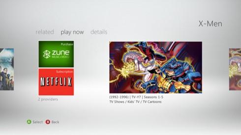 Microsoft: Xbox Live z nowym interfejsem i multimedialnymi treściami 1