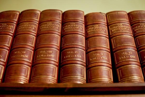 Koniec Encyklopedii Britannica 1