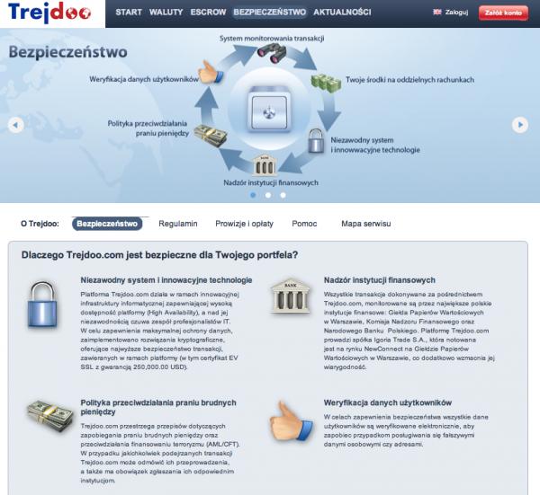 Trejdoo – usługi finansowe z ambicjami 1
