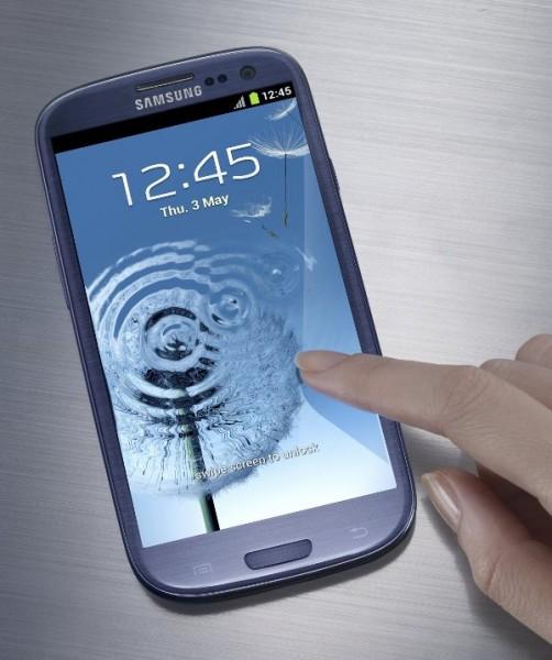 Samsung Galaxy S III oficjalnie 1