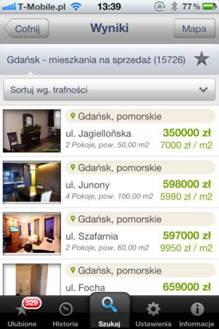 Mobilny Morizon.pl już w AppStore 1
