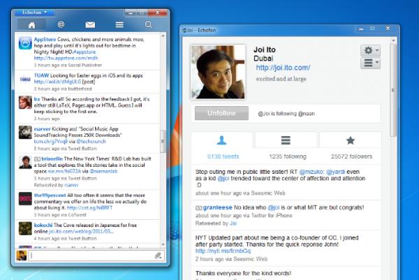 Ptasie radio, czyli pięć aplikacji dla tych, którzy lubią tweetować 2