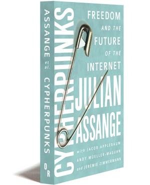 Twórca Wikileaks wydaje nową książkę 1