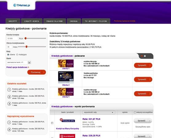 TMefekt.pl – nowy system partnerski od TotalMoney.pl 1