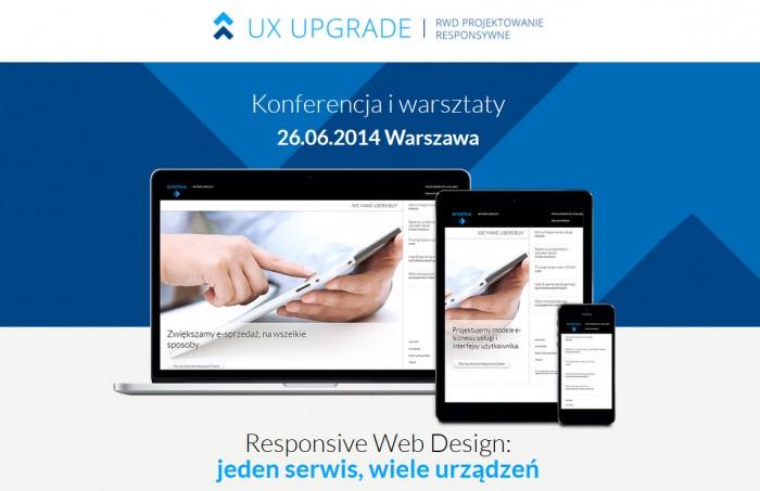 UX Upgrade ip