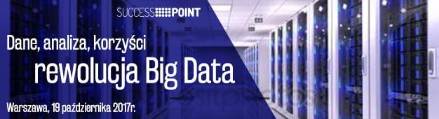 Dane, analiza, korzyści - rewolucja Big Data 1