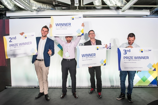 Solato zwycięzcą polskiej odsłony konkursu PowerUp! 1