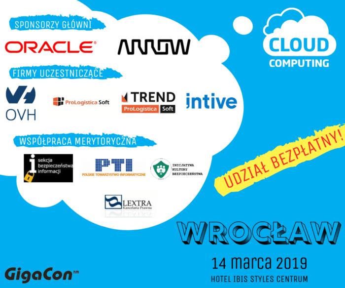 Cloud Computing [WROCŁAW] 1
