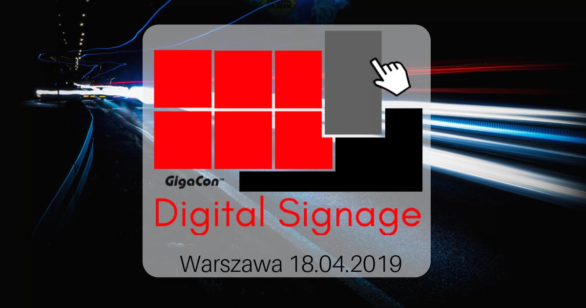 Digital Signage 1