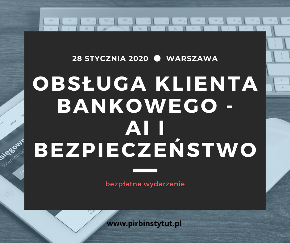 Bankowe systemy informatyczne - bezpieczeństwo i obsługa klienta 1
